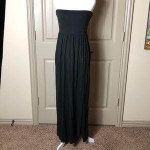 Strapless Loft Maxi Dress.